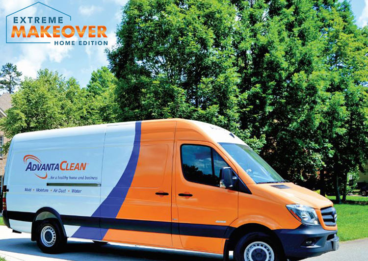 Extreme Makeover : Home Edition Fifita Family Features AdvantaClean and Home Franchise Concepts